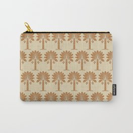 Cinnamon Spice Moods Palm Carry-All Pouch