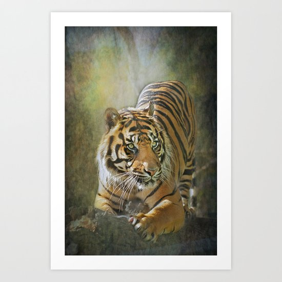 Magnificent!!! Art Print