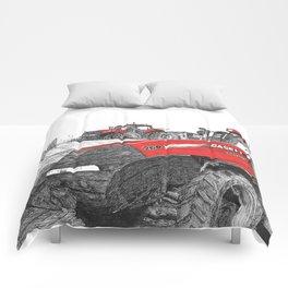 Case IH Tractor Comforters