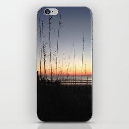 Sunrise oats iPhone Skin