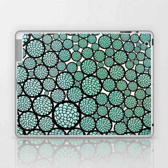 Blooming Trees Laptop & iPad Skin