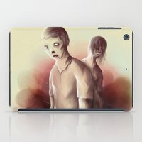 zombies iPad Cases featuring Zombies by Jacques Marcotte