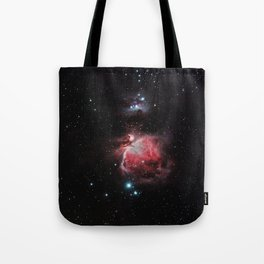 The Great Nebula in Orion Tote Bag