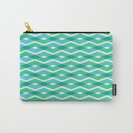 Diamonds in the sea Carry-All Pouch