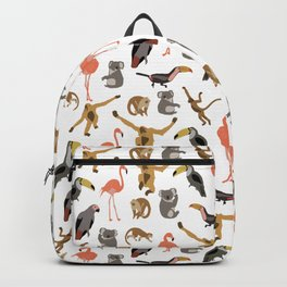 Save the Last One's Backpack