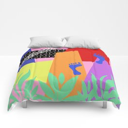 TROPICAL BEACH Comforters