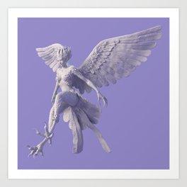 Syrenox Art Print
