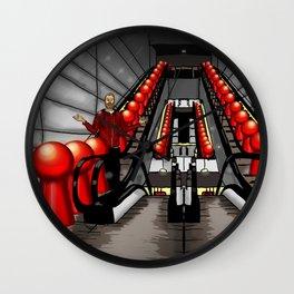I am Ludo Wall Clock