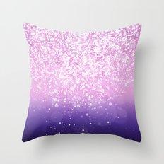 Glitteresques XXX Throw Pillow
