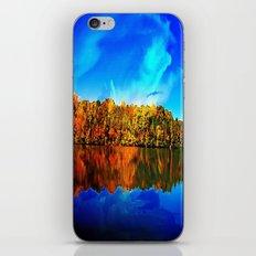 Falls' Lost Memories iPhone & iPod Skin