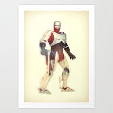 Rodot: Murphy Art Print
