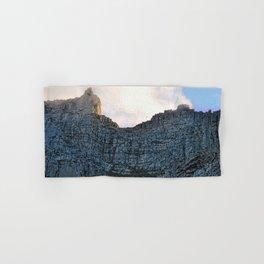 Table Mountain 7th wonder of the world Hand & Bath Towel