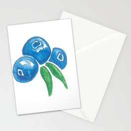 Why So Blueberry? Stationery Cards