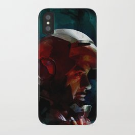 The Knight in the Shining Armour...  iPhone Case