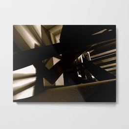 Lurking midas Metal Print