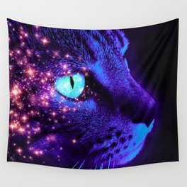 Hunter of the Night Wall Tapestry