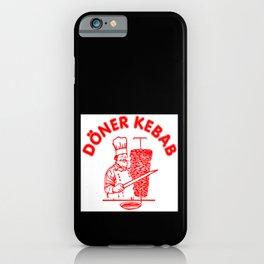 The Famous Döner Kebab iPhone Case