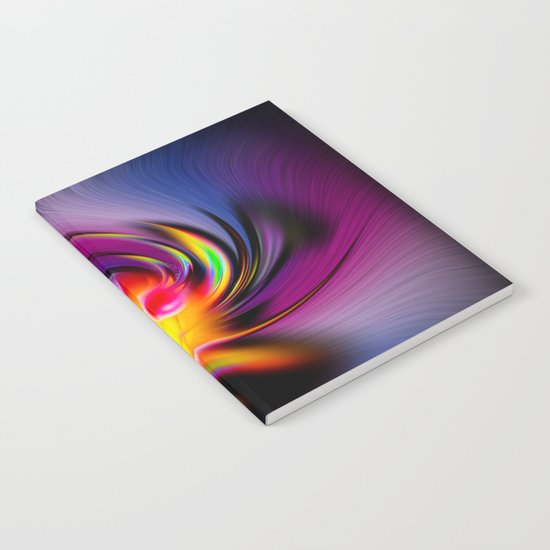 Abstract Perfection 52 Notebook