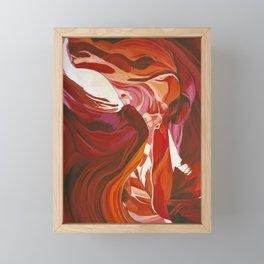 Canyon #2 Framed Mini Art Print