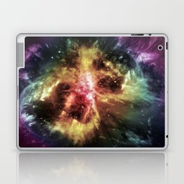 Mitosis of the Universe Laptop & iPad Skin