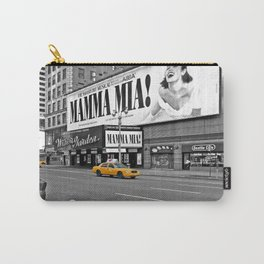 NYC Yellow Cabs Mamma Mia - USA Carry-All Pouch