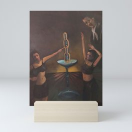 Wish Fountain Mini Art Print