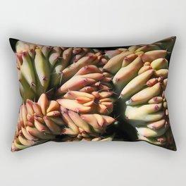 Myrtillocactus Geometrizans Crested Rectangular Pillow