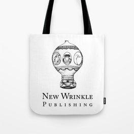 New Wrinkle Publishing Logo Tote Bag