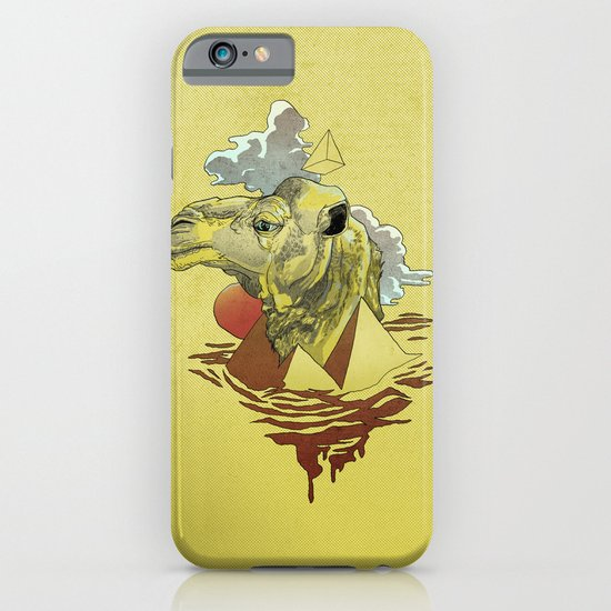 King of the Desert iPhone & iPod Case