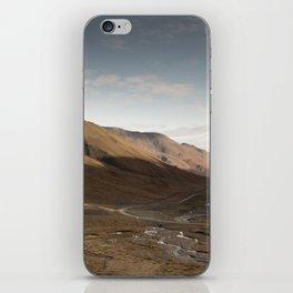Atigun Sunrise iPhone Skin
