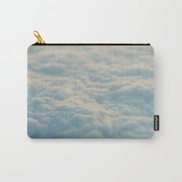 above the clouds ... Carry-All Pouch