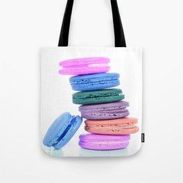 Macaroons Pastel Tote Bag