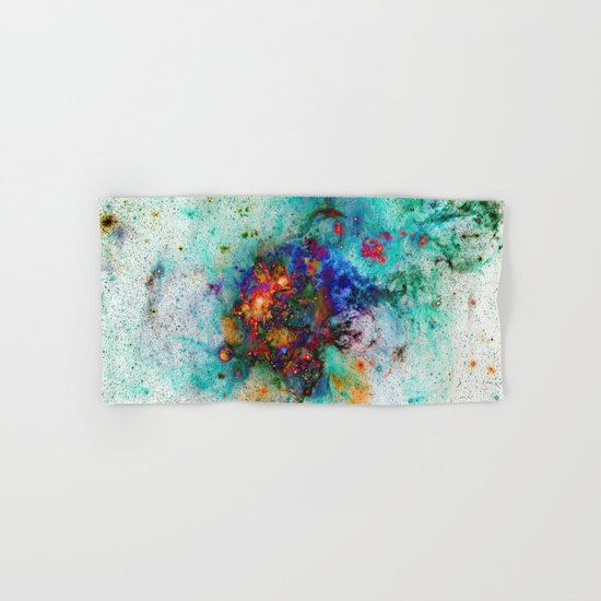 Everything is nothing 9 (therefore it was beautiful) Hand & Bath Towel