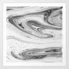 IS THIS SPACE Art Print