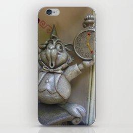 The White Rabbit iPhone Skin