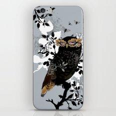 Wise Owl iPhone & iPod Skin