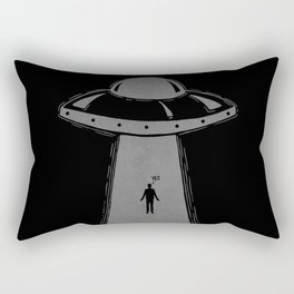 LUCKY BASTARD Rectangular Pillow
