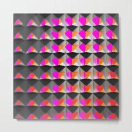 Pyramid Power  Metal Print