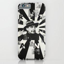 fritz lang retrospektive in vintage Poster iPhone Case
