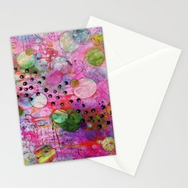 good things No. 3 Stationery Cards