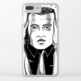 It make us deaf Clear iPhone Case