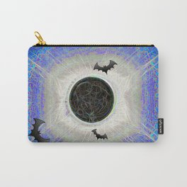 HALLOWEEN ECLIPSE IS NEVER OVER Carry-All Pouch