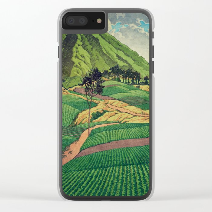 Crossing people's land in Iksey Clear iPhone Case