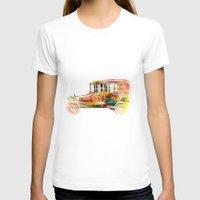 car T-shirts featuring  car  by mark ashkenazi