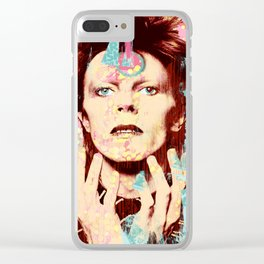 Strung Out On Heavens High Clear iPhone Case