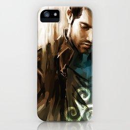 Derek Hale * Tyler Hoechlin iPhone Case