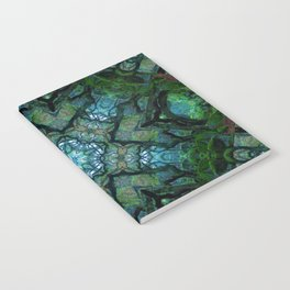 Lost in Moss Notebook