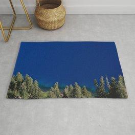 Crater Lake Blue II Rug