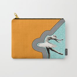 Flexible.Powerful.Beautiful Carry-All Pouch