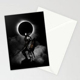 Knight of Astora Stationery Cards